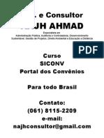 SICONV Portal dos Convênios Curso para Todo Brasil