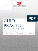 Ghid Practic În Materie Procedural Penală