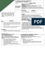 Plan de Trabajo 19 de Octubre 2015