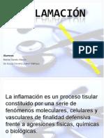 Inflamación Aguda 2012 - TRABAJO