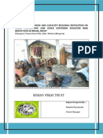 EMERGENCY PREPAREDNESS PLAN, Akha-Khagaria, Bihar