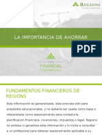 FinancialSeminar Savings Espanol