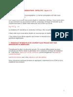 Condensateur - Dipôle Rc