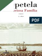A Gloriosa Familia - Pepetela