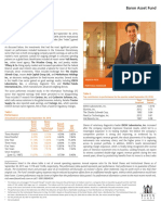 3Q16 Quarterly Letter Baron Asset Fund