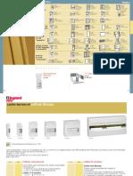 Catalogue Coffrets Et Armoires de Distribution