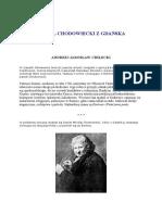 Daniel Chodowiecki z Gdańska - Nowoczesna Polska