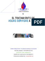 Tratamiento de aguas servidas & Riles
