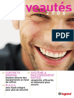 Legrand Nouveaute 2006