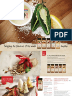 2014 Flavour Forecast Brochure