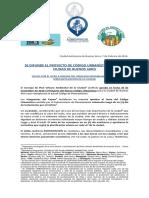 2017 - 02 - SE DIFUNDE EL PROYECTO DE CÓDIGO URBANÍSTICO PARA LA CIUDAD DE BUENOS AIRES