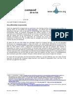 La qualité du compost issu de la TLB (Joseph Országh - André Leguerrier)