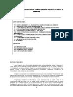 INSTRUMENTOS O TÉCNICAS DE COMUNICACIÓN 2