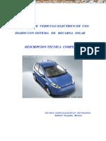 Manual Chery Vehiculo Electrico Recarga Solar
