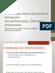 El Enfoque Intercultural en La Formación