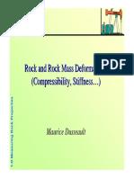 01E Rock Deformability