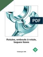 INA Bearings Rotules