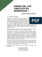 Sevilla Los Diablicos en Lambayeque 2000