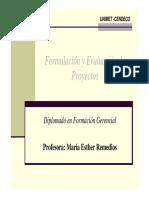 7Presentacion Form Eval Proy MER Sep 2011(1)