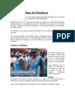 Grupo Garífuna de Honduras