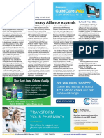 Pharmacy Daily for Wed 08 Feb 2017 - Pharmacy Alliance expands, GuildCare into the cloud, Australian CM regulations strong, Health