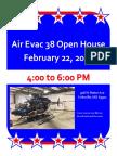 New Air Evac Open House