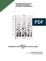 Apostila Bioquimica e Biologia Molecular USP