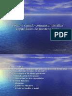 ARNAC Cómo Comunicar La Detección de Altas CA 3-Diciembre-16