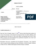 Pasco v. Pison-Arceo Agricultural Dev CorpG.R. No. 165501