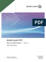 NN-20500-003_Alcatel-Lucent 9311 Macro V2 Node B Indoor - Technical Description_08.07_Standard_March 2012