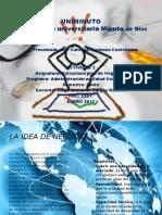 Presentación de Estructura Del Plan de Negocios