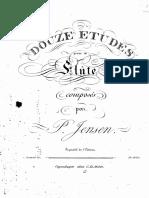 Andersen - Estudios Op.25