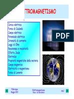 Fis 08 Elettromagnetismo