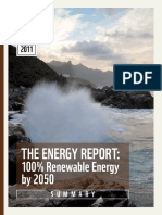 Energy Report Summary 1