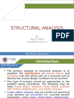 2. Chapter 2 - Structural Analysis