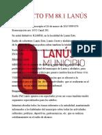 Radio Lanus