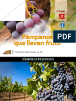 Lección 06 - Pámpanos Que Llevan Fruto