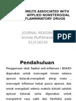 PPT Jurnal Dr.sudarti,Sp.M