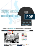 Tutorial de Slide