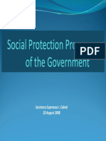 Social Protection Programs Philippines