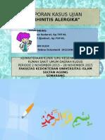 Rhinitis Fanny (Dr.afif)