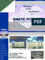 PCS7 Technik Englisch 2004