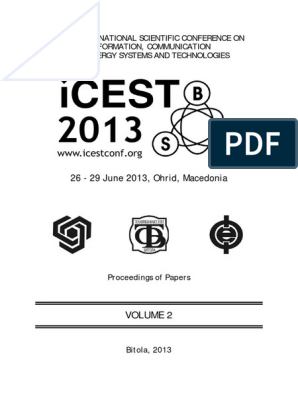 icest_2013_02 pdf | Voice Over Ip | Computer Network