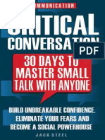 Communication Critical Convers - Jack Steel