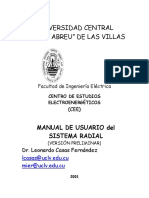 Manual de Usuario Sistema Radial