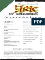 Elric Cult Syk Pre