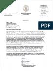 Culberson Letter regarding Travis County Sanctuary Jurisdiction Designation