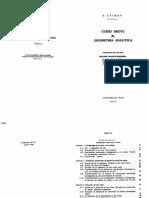 Efimov - Curso Breve de Geometria Analitica