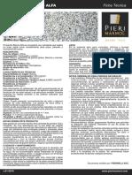 v01 0916 Granito Blanco Alfa