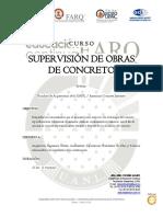 Programa Supervision de Obras EJ2015